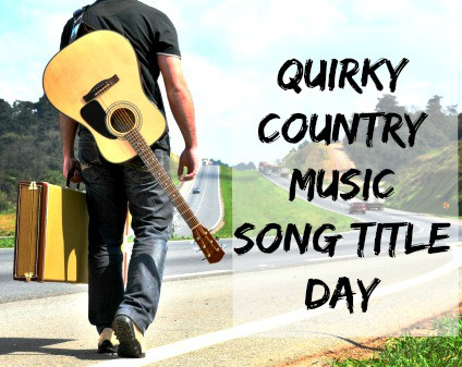 Titles of country songs