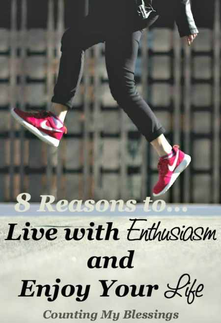 Do you live with enthusiasm? Do you know where enthusiasm comes from? If you're looking for more zeal read this...