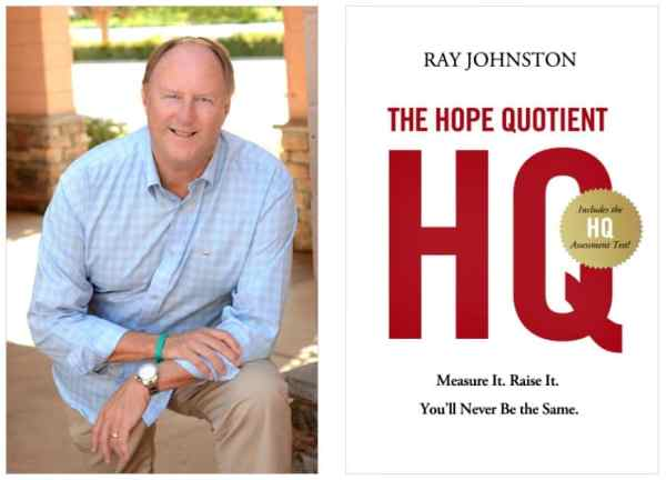 HQ - What is it? A review of Hope Quotient and why I think everyone needs to read this book...