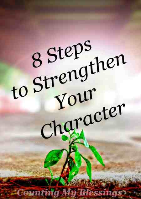 Would you like people to respect you more? Would you like to respect yourself more? Good news! You can strengthen your character and get more respect.