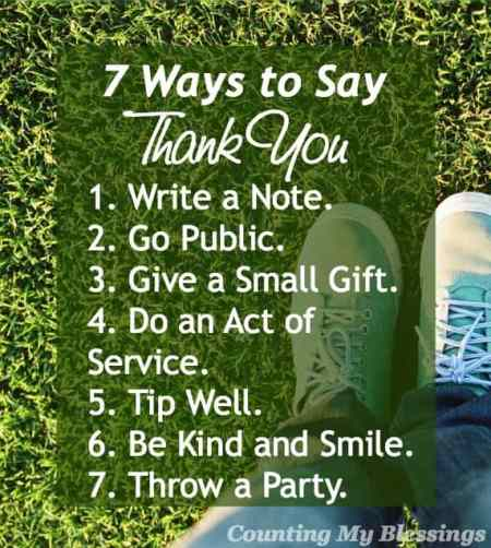 Did you know the best way to improve your life is to express gratitude with enthusiasm Find out how here.