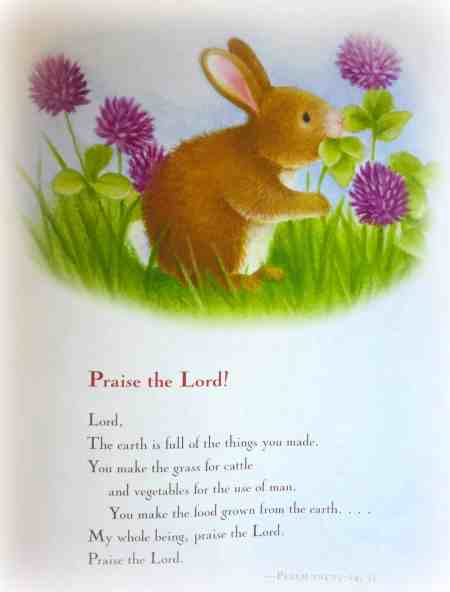 A book review of Treasury of Bedtime Prayers by Max and Denalyn Lucado. With graphics and examples.