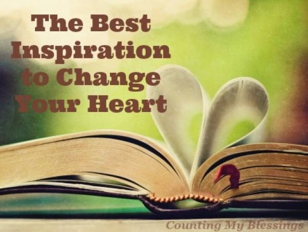 Your read or hear something that wrecks your heart and changes your worldview. Is anything constant? Here's inspiration to change your heart.