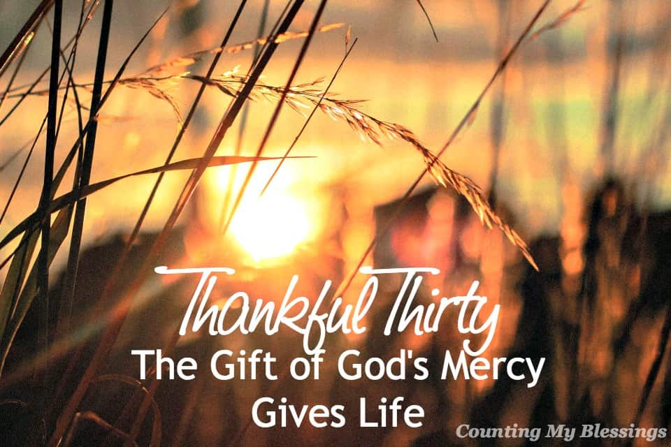 Why we should be thankful to god