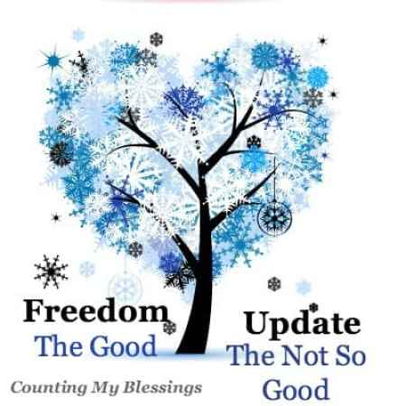 Two weeks into The Faith Project. It's time for an update. A freedom update. Are you making progress living in freedom Let's talk...