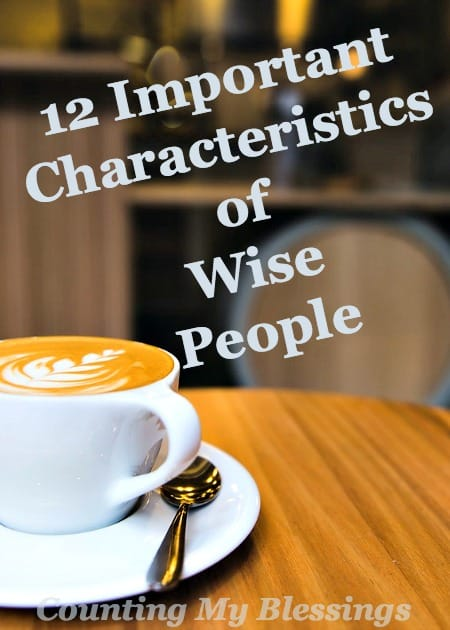 What does a wise mentor look like? Here are 12 important characteristics you'll find in wise people. Things to look for when you need advice.