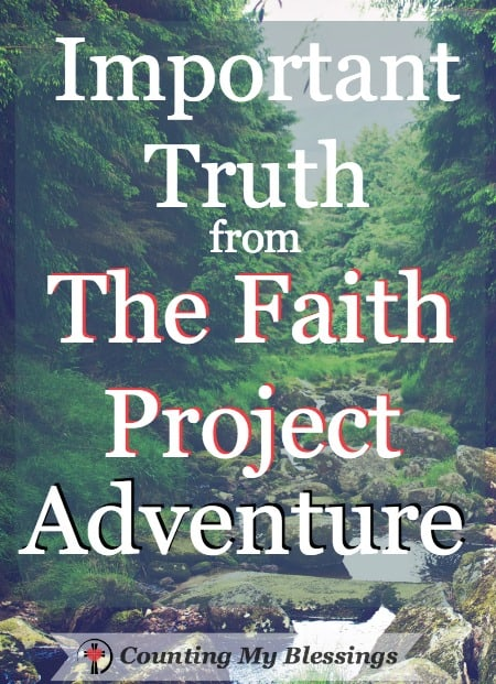 When I began The Faith Project I had no idea where the adventure would lead me. Now we're half-way and I've discovered and grown. Here are the highlights.