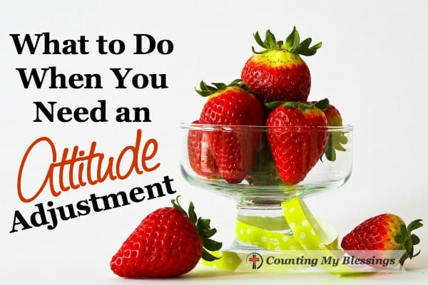 Want to be happy? You may need an attitude adjustment.
