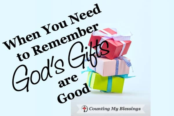 Do you love to get gifts? Sure! But you don't love every gift you get!