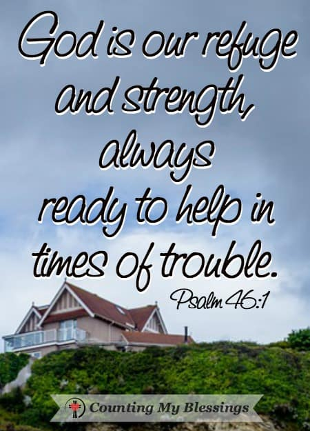 Life is hard. Storms happen. Being prepared in advance for the next storm is important. Here are 5 ways to prepare & with God's help and have all you need.