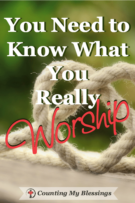 You and I will worship someone or something. It's in our nature. So, it's important to know what you really worship. Temptation is everywhere.Idolatry happens a little bit at a time. It sneaks in when we don't realize it.