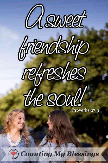 10 Important Things to Do that will Make You a Better Friend - Counting My #Blessings #Friends