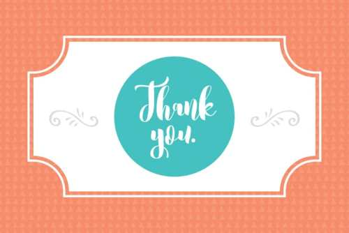85 Ways to Say Thank You + Printables for Your Message