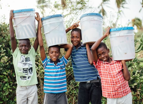 Compassion Int - Emergency Food and Water