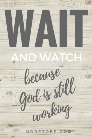 When We Are Called to Wait by Elisa Pulliam