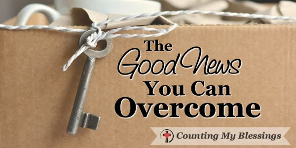 You cannot be an overcomer without problems to overcome. You can overcome! #BlessingBloggers #Seek
