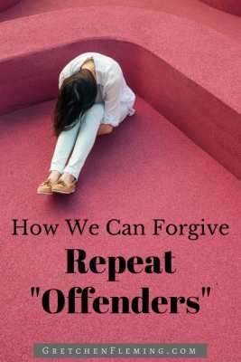 "How We Can Forgive Repeat ""Offenders"" by Gretchen Fleming"