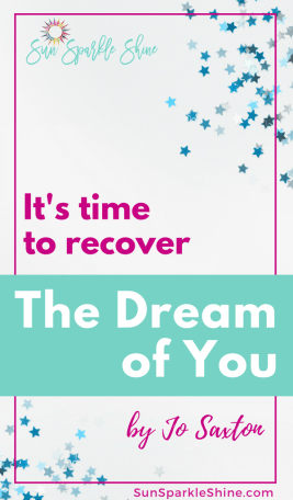 It's Time to Recover the Dream of You by Marva Smith
