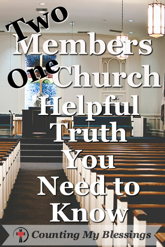 The church is full of all kinds of people - what kind of church member are you? #LoveGod #Faith #Blessings
