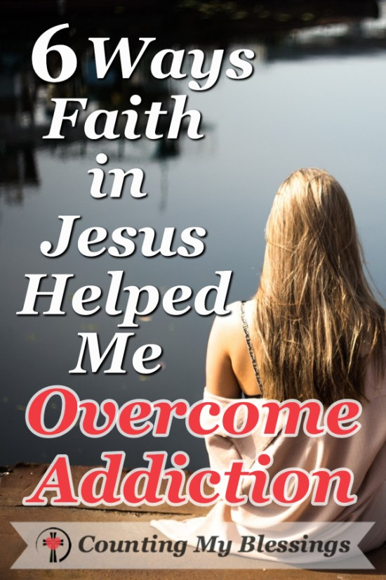 Addiction is more common than many realize. This is the story of how one young woman was able to overcome addiction through faith in Jesus.