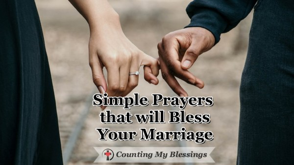 Following helpful tips and suggestions can bless your marriage but the most important thing you can do for your marriage is—PRAY!