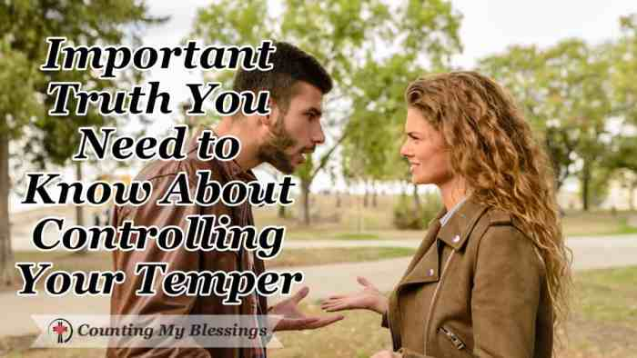 Do you have trouble controlling your temper? The truth is ... it's not impossible to manage our anger we just need to know the 5 helpful steps to get there. #Faith #Proverbs #ParentingTips #AngerManagement