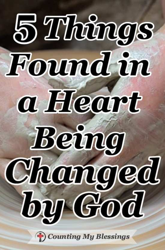 The Bible says the Holy Spirit transforms us but what does that mean. How should I look if I'm being changed by God? Here are 5 changes God is making in us. #Faith #Bible #HolySpirit #Seekfirst #Truth
