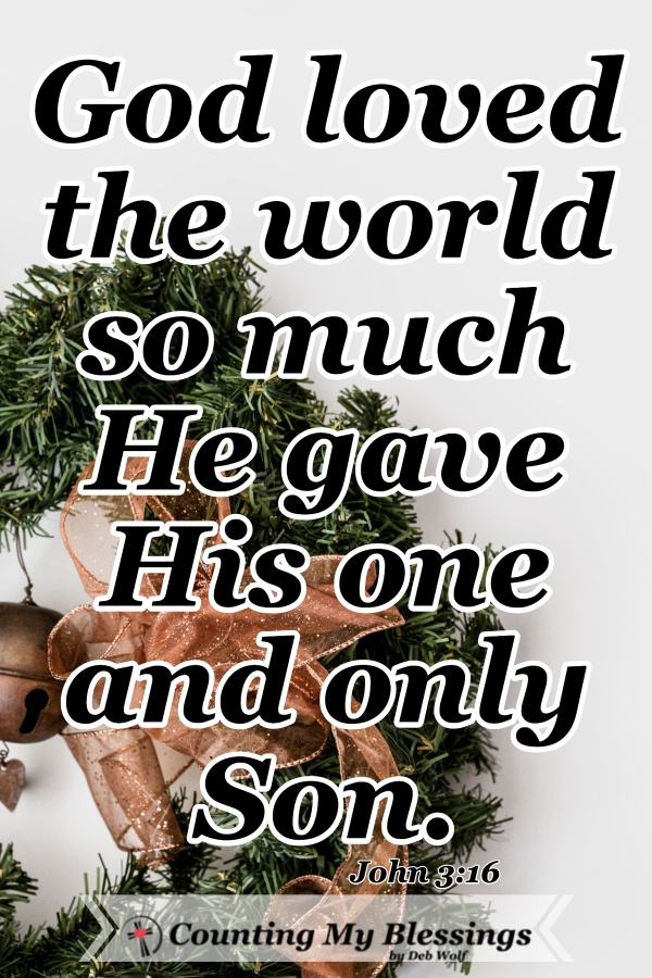 Many of us are sad about having to spend Christmas alone with just our immediate family. This is what we learned the first time our family celebrated alone. #Christmas #ChristmasAlone #CovidChristmas #Hope #CountingMyBlessings #WWGGG