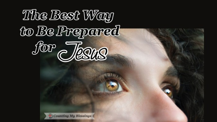 In Matthew 24, the disciples received some very specific instructions to help them be prepared for Jesus' return. What they needed to know and how to wait. #BibleStudy #EndTimes #Hope #Jesus #CountingMyBlessings #BlessingBloggers #WWGGG