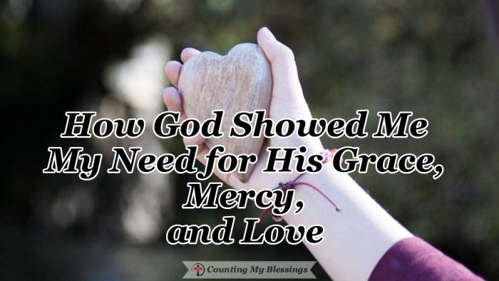"""Sometimes people are so busy being church-going moral and """"good"""" that they miss their need for God's grace, mercy, and love. Learn how God showed me the truth. #God'sLove #BibleStudy #Faith #CountingMyBlessings #Truth"""