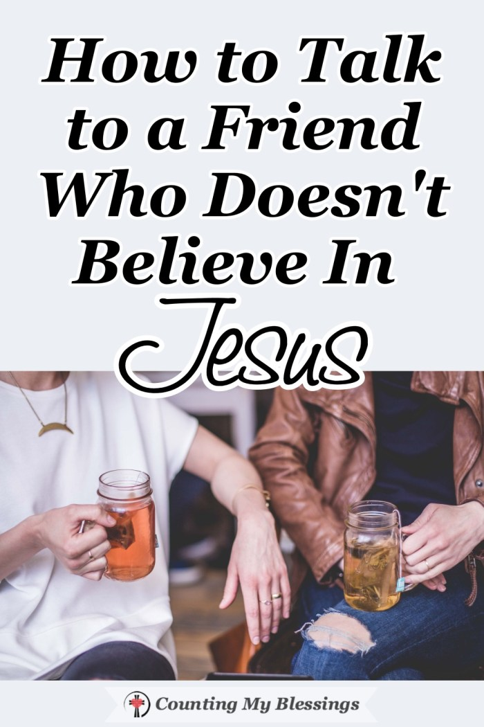 It would be great if a single, gentle nudge from you led someone to believe in Jesus but it doesn't usually work like that. So how does it work? Read this... #Faith #BibleStudy #BelieveinJesus #CountingMyBlessings