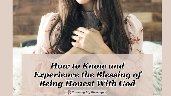 This Bible verse can make us squirm or give us absolute peace know that we can be completely honest with God, who knows us fully and loves us always. #Prayer #GodLovesYou #BlessingBloggers #Hope