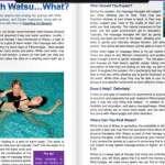 Water Therapy for Fibromyalgia: Watsu Has Me Feeling Groovy