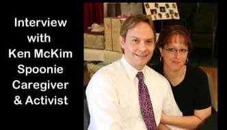 Fibro Warrior Wednesday – Ken McKim – Spoonie Husband and Activist