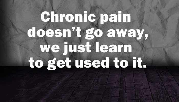 Migraine Go Away Quotes: Sunday Inspiration: We Make Room For Pain