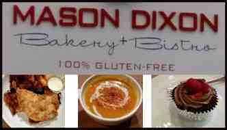 Mason Dixon Bakery & Bistro (Huntsville Gluten Free)