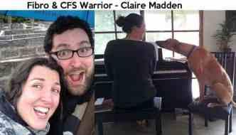 Fibro Warrior – Claire Madden