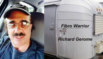 Fibro Warrior – Guys with Fibro – Richard Gerome