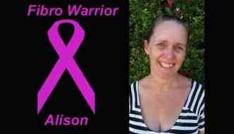 Fibro Warrior – Alison Exelby