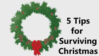 5 #Spoonie Tips for Surviving Christmas