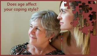 Does age affect how you cope with chronic pain?
