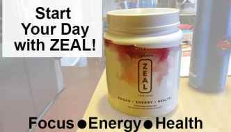 Start Your Year with Zeal