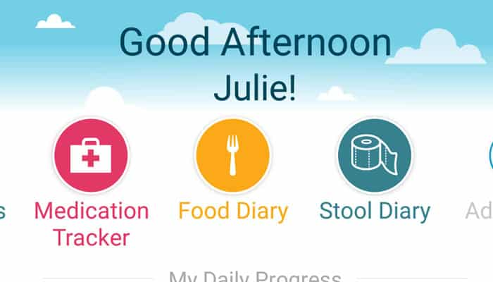 Monitoring My Overall Health with Health Storylines Gut Health App