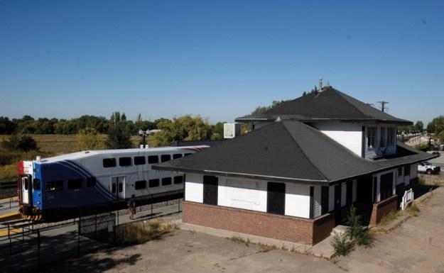 Layton Depot
