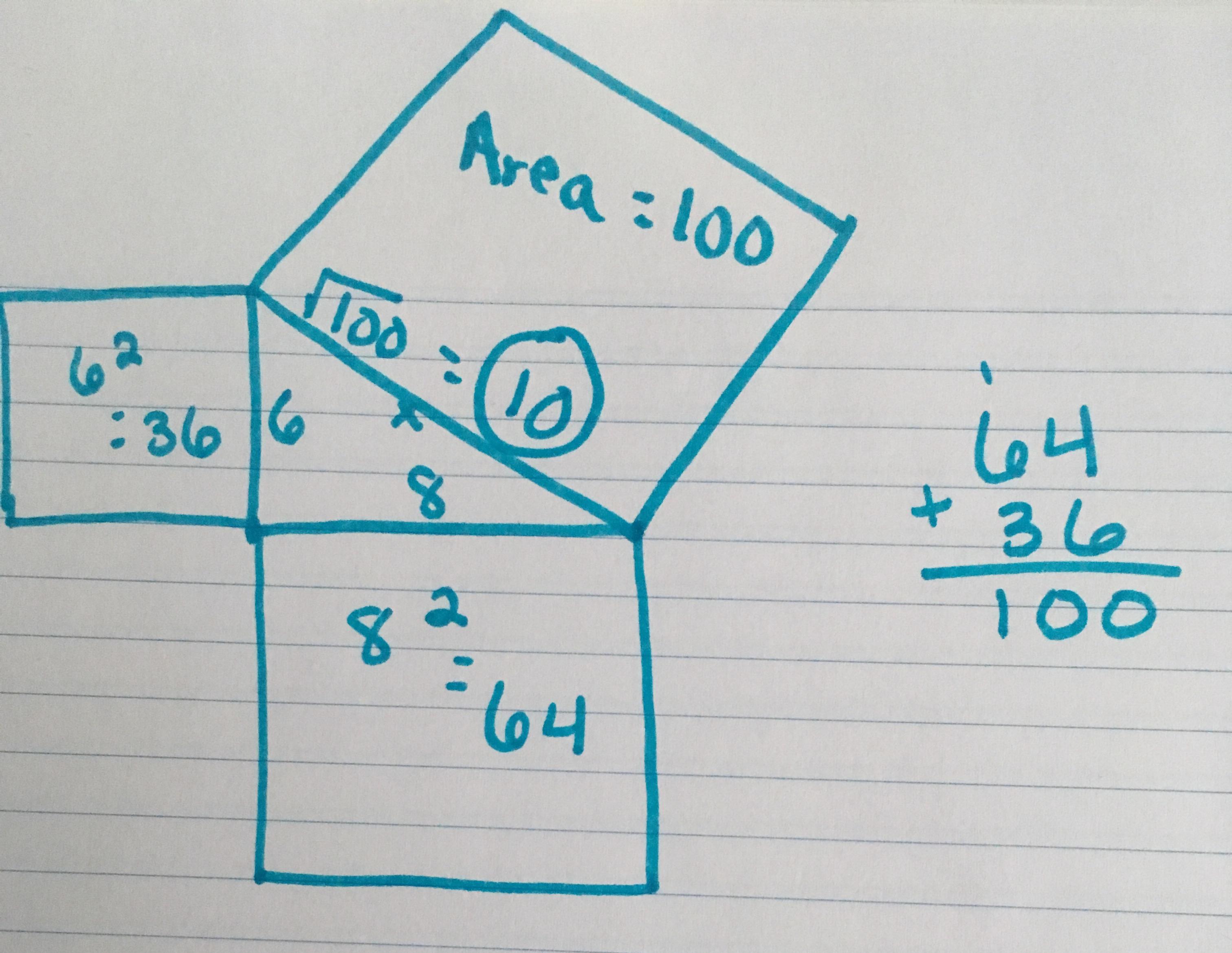8th Grade Unit 8 Pythagorean Theorem And Rational