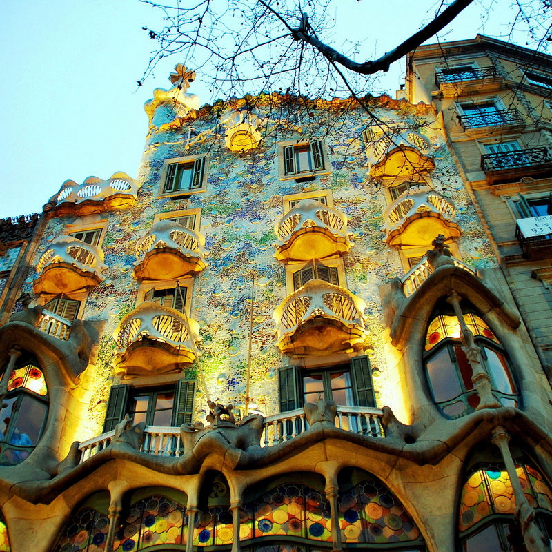 Traveling Solo  Barcelona  Countless Miles