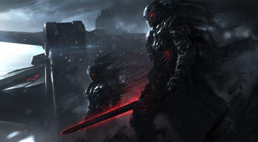 Sith Blade Hunters