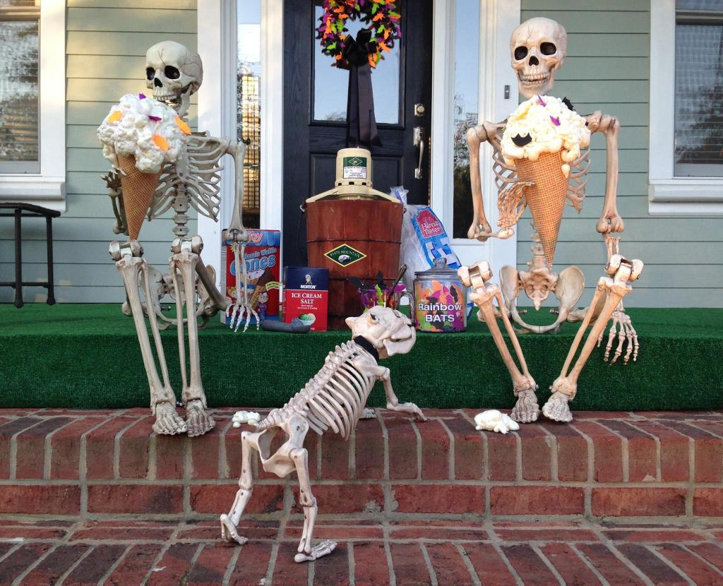 Baxter Skeletons Spring and Chelsea