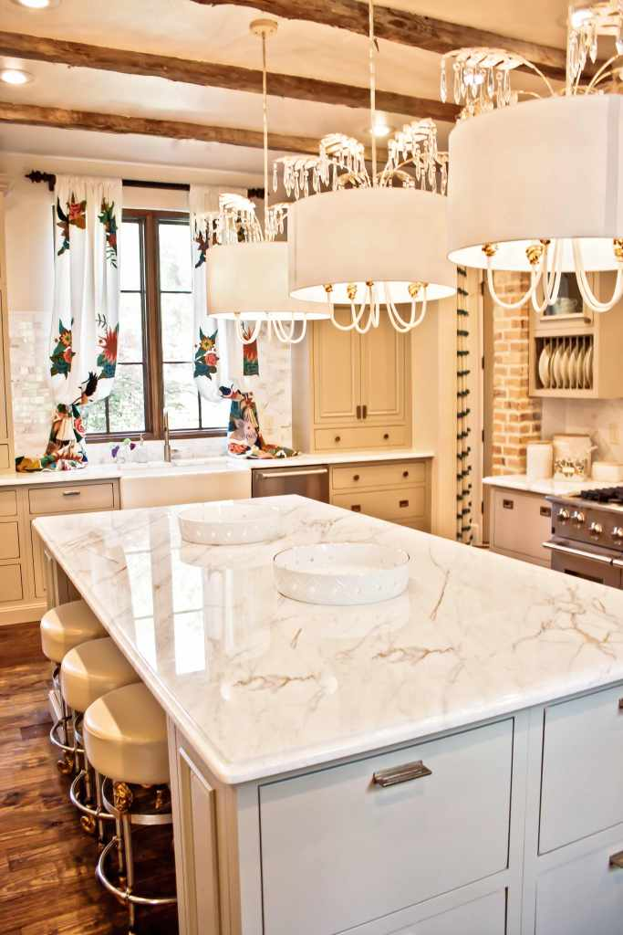 Dream Kitchen of Brittany Ragsdale Sugg via Count Me Healthy