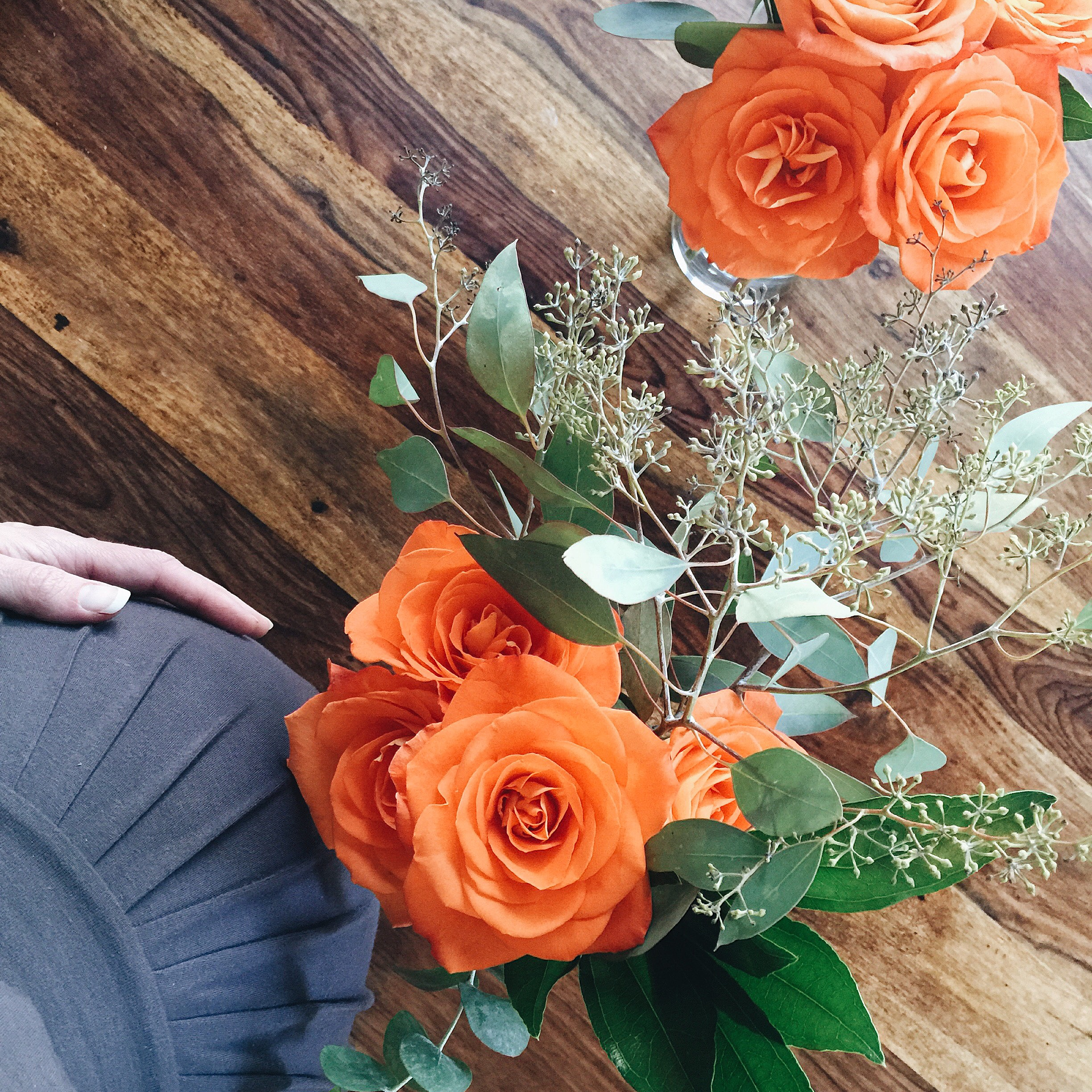 3rd Trimester Pregnancy Tips for looking your best at your biggest via Count Me Healthy